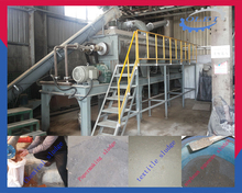 industrial centrifugal dryer for drying sludge