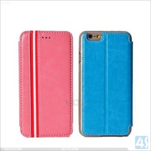 Europe styles PU Leather Flip Cases for Apple iPhone 6/iPhone6