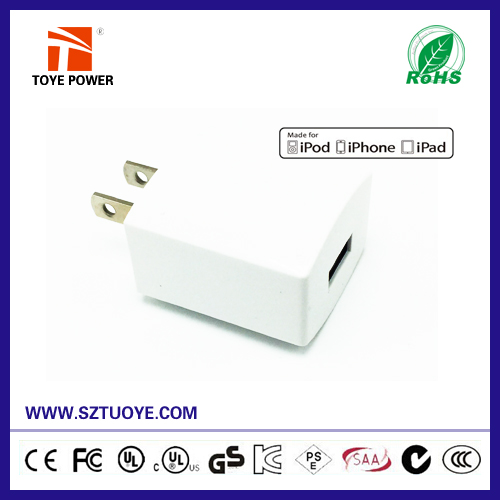 Home USB Wall Charger Mobile Charger for Nokia Charger 5V1A
