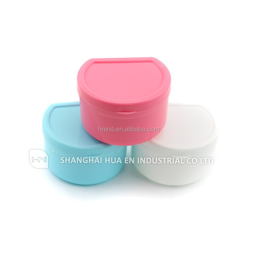 Best Price Denture Container/dental Case/dental Box