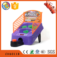 Hot selling mini basketball pinball game play set for child made in china