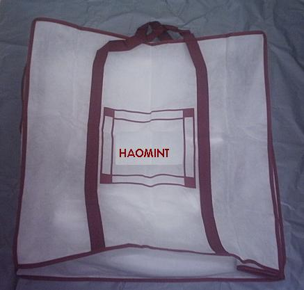 Eco-friendly PP non woven Shopping Bag, hang bag