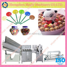 high quality and reasonable price ball lollipop making machine/ ball lollipop production line 0086-15838059105