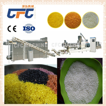 CE Automatic Shandong factory artificial rice making machine /nutritional rice processing line/artificial rice equipment