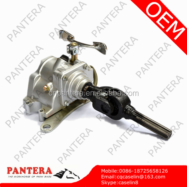 PT-RG01 250cc Three Wheel Tricycle Motorcycle Reverse Gear