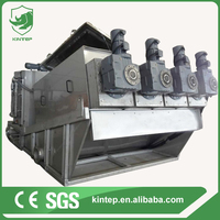 sludge dehydrator machine for dairy product