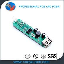 Electronic PCB and PCB Assembly, Multilayer Rohs FR4 94v0 PCB board fabrication