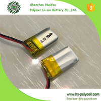 381120 3.7V 5C 50mAh RC Toys Mini Li ion Polymer Battery