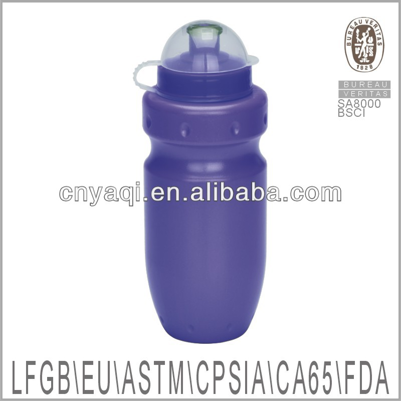 bpa free biodegradable plastic bottle, AZO free,FDA,EN71/color changing sport bottle