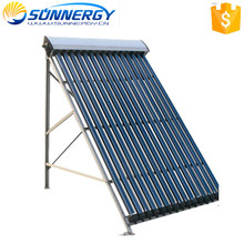 Villa heating high pressurized evacuated tube solar collector 58*1800mm