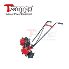 Hot sale new 52cc gasoline portable push garden tiller cultivator from China