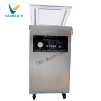 Single Vacuum Chamber Fruit and Vegetable Vacuum Packing Machine