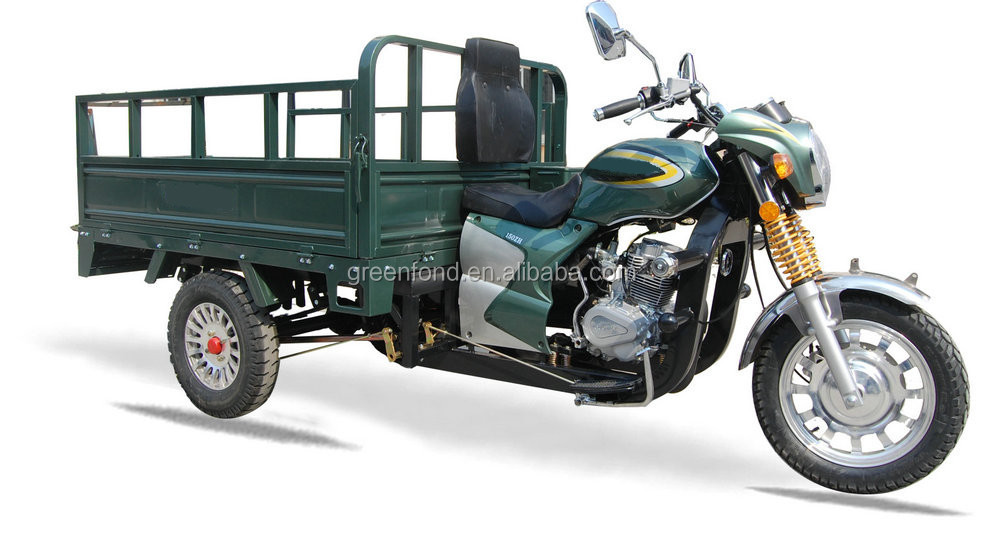 CKD motorcycle trike 150CC 200CC 250CC farming tricycle