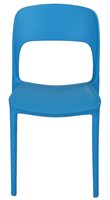 Cheap colored pp plastic stack chair easy chair t817 for Plastic easy chair