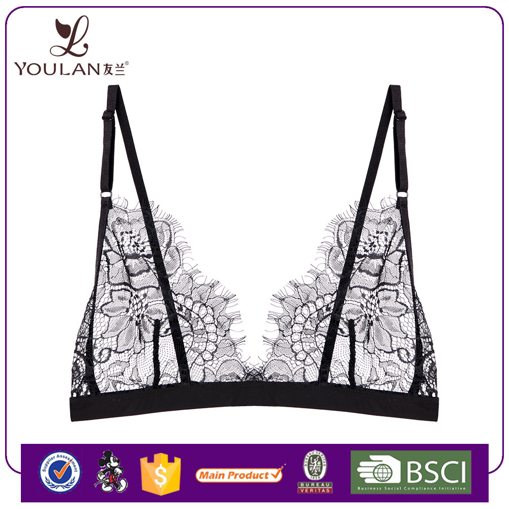 Sport Style Classical Hot Images Women Sexy Underwear Bra