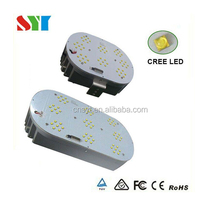 100w 120w shoebox street light 400w led retrofit kit, 1000w metal halide replacement led bulb