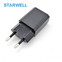 Wall plug in type 5V 2A AC Charger with UL CE approval 5V 2A USB Charger
