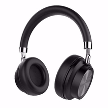 Oem Promotional Noise Canceling stereo wireless led headphone