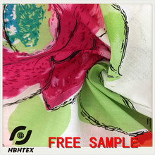 100% cotton 80S 90*88 floral print fabric in HOT wholesale