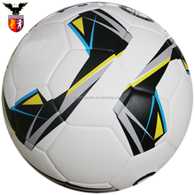ALSTON New Designs Pu Pvc Laminated Soccer Ball Football