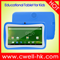 CBoxchip Q704 7.0 Inch Quad Core 8GB ROM Cheap Educational Android Kids Tablet PC