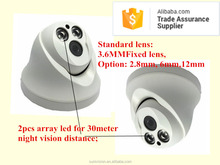 1080P HD CCD mini security surveillance cctv ir camera