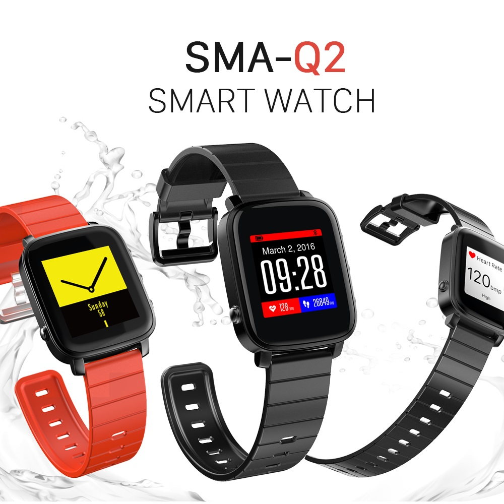 ODM/OEM Smart Watch Colorful Memory LCD Screen CE Rohs Smat Watch With Factory Price