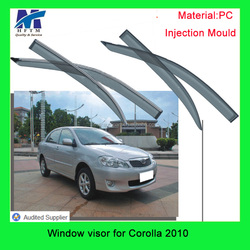 buy car from china Injection mold car parts accessories for Corolla 2010