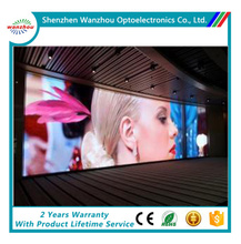 Large commercial advertising good quality indoor p5 led video display screen