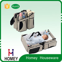 Customize folding baby travel crib in baby travel system