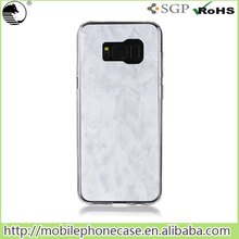 electroplate tpu phone phone case for Samsung galaxy S8 plus