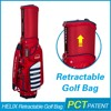 HELIX New Design golf bag travel cover With High Quality