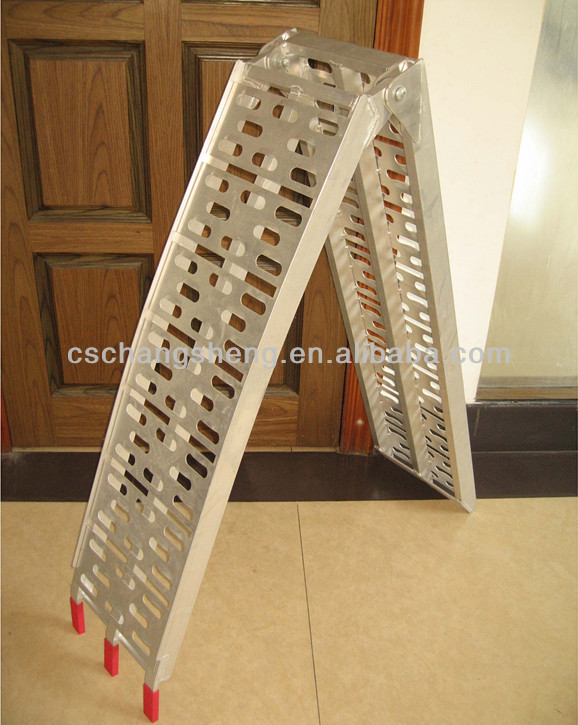 Aluminum Motorcycle , ATV ,Folding Ramp