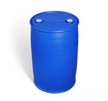 China manufacturer 200 litre 55 gallon blue hdpe plastic drums/barrels/containers