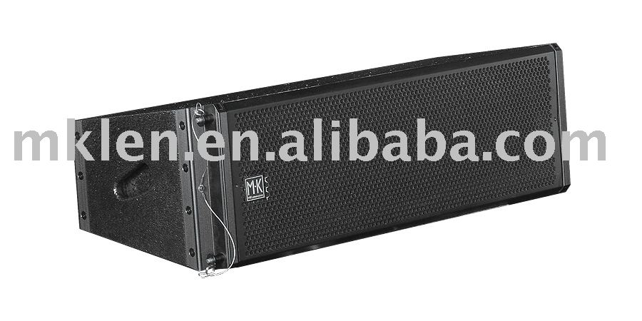 M.KLEN double 10 line array,line array china