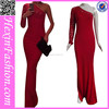 Newest In-Stock Items Supply Type Red Lady Fashion Dress