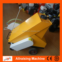 high efficient electric concrete road cutting machine
