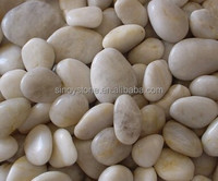 wholesale gravel pebble decorative garden cheap polishing stone
