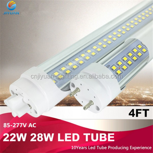 hot sales factory piece 3 ft light bulb led fluorescent tube t8 cool white cct 6500k 28w