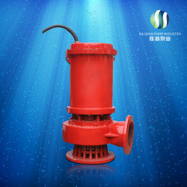Standard Drainage Usage Heavy Duty Trash Pump