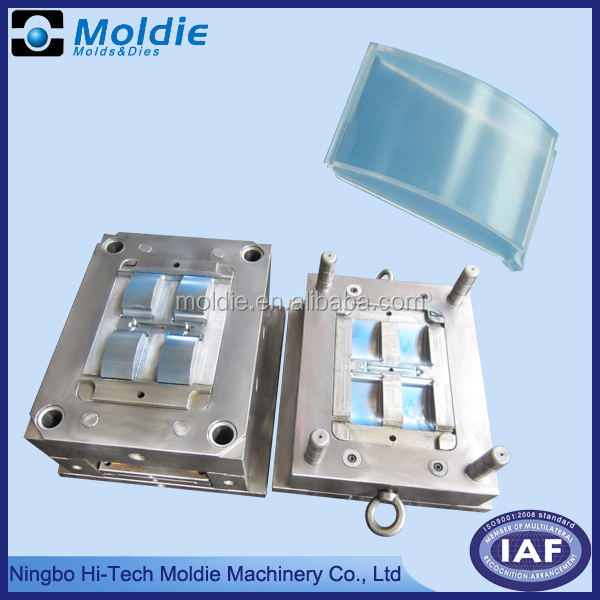 High Quality PC Transparent Plastic Cover Mould