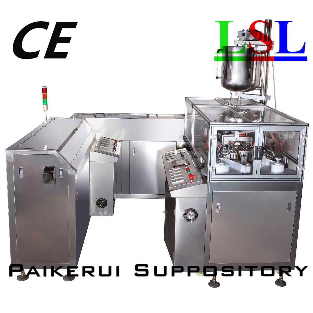 Suppository Fluid Packing Machine