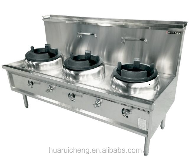 Restaruant kitchen heavy duty stainless steel Chinese wok burner