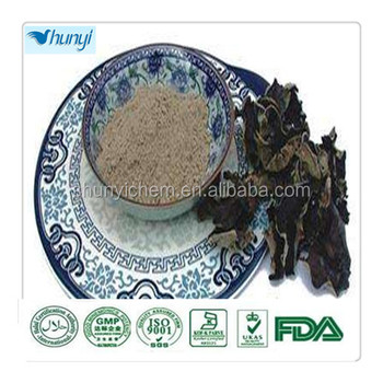 high quality Wood Ear Mushroom powder factory direct sale and good price