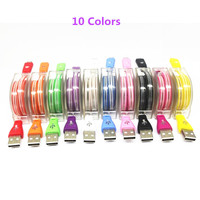 Colorful Retractable Cable For All Mobile Phones