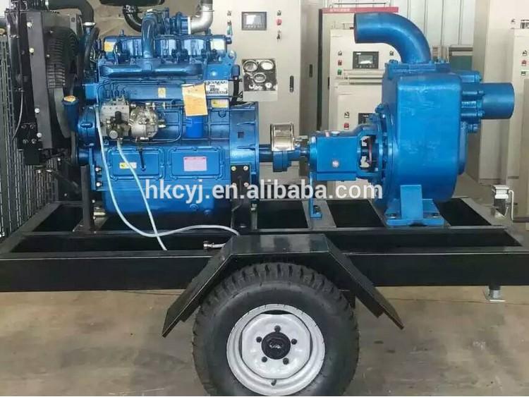 Water Pump Diesel Engine Irrigation Water Pump Multi