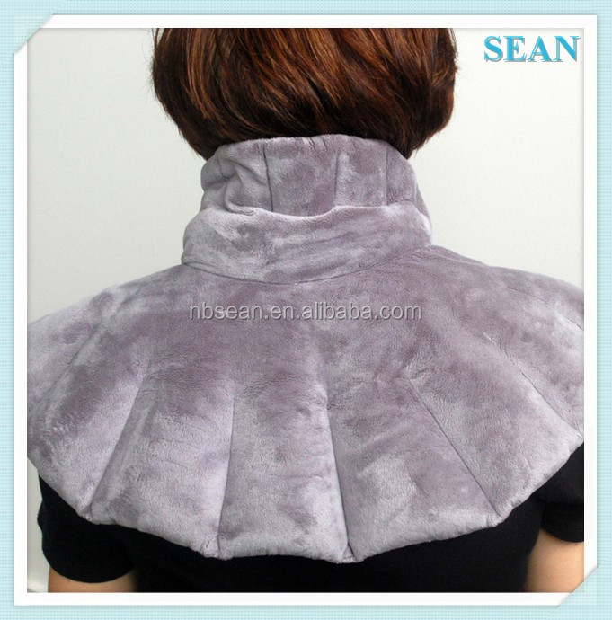 heat therapy Herbal Comfort microwave neck and shoulder heating pad Wrap pack