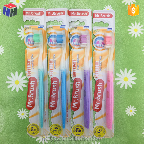 China New Innovative Product Manufacturing, Small Head Toothbrush Packaging