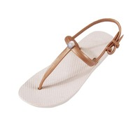 Beach Nude Women Fancy Sandals Flip Flops