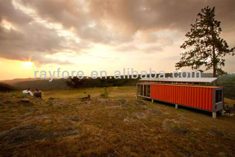 2013 well design modular container house building